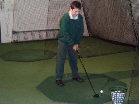 Private Junior Golf Instruction